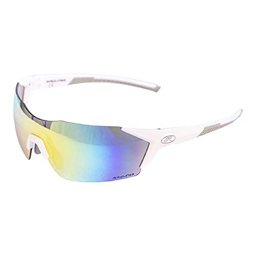 Rawlings Lightweight Adult Sport Baseball Sunglasses, Durable Plastic Frame