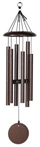 Corinthian Bells 27-inch Windchime, Copper Vein