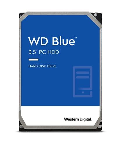 Western Digital 1TB WD Blue PC Hard Drive HDD - 7200 RPM, SATA 6 Gb/s, 64 MB Cache, 3.5' - WD10EZEX
