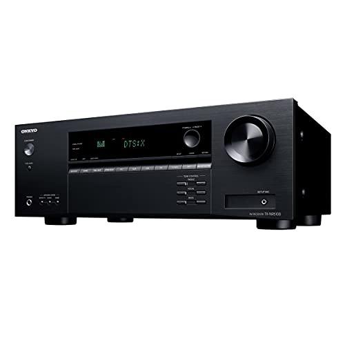 Onkyo TX–NR5100 7.2-Channel 8K Smart AV Receiver - Black