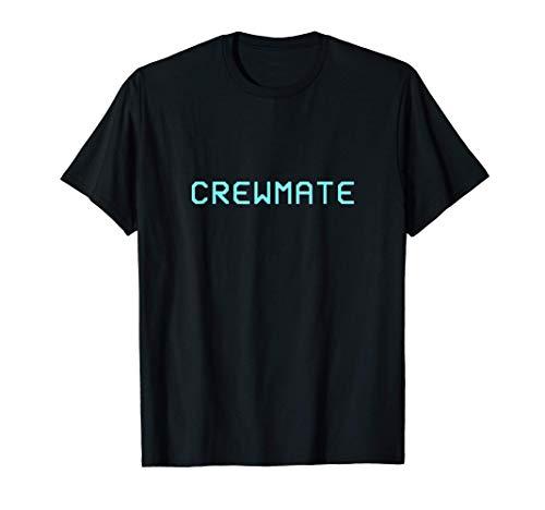Crewmate Impostor Imposter Game Gaming Meme Funny T-Shirt
