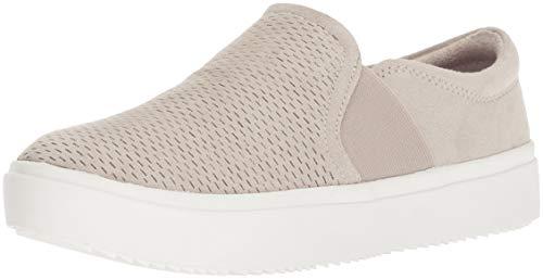 Dr. Scholl's Shoes Women's Wander Up Sneaker, Greige Cool Microfiber, 8.5 M US