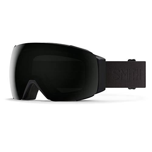 Smith I/O MAG Snow Goggle - Blackout '21 | Chromapop Sun Black + Extra Lens
