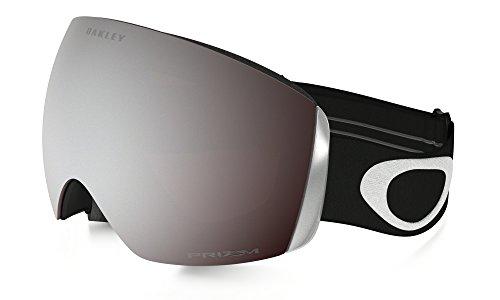 Oakley Flight Deck Ski Goggles, Matte Black/Prizm Black Irid