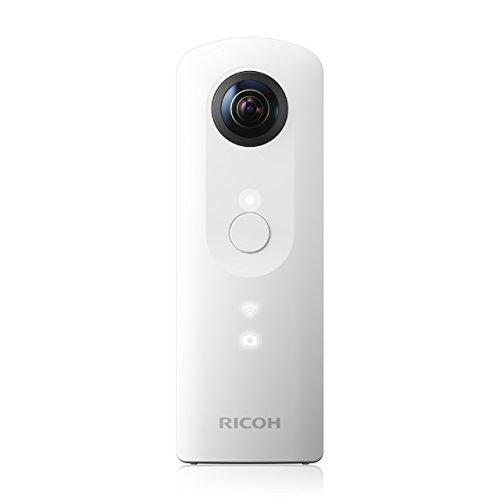 Ricoh Theta SC 360° video and still camera (White)