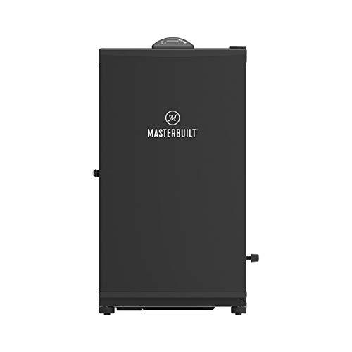 Masterbuilt MB20072918 40-inch Digital Electric Smoker, Black