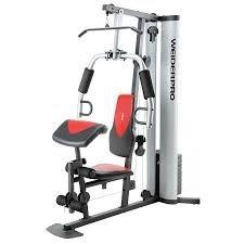 Weider Pro 6900 Weight System