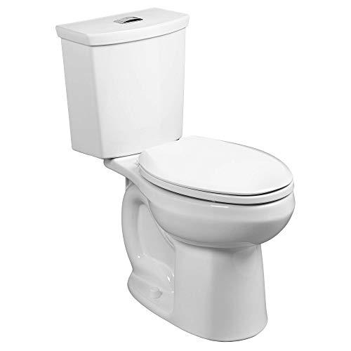 American Standard 2887218.020 H2Option Dual Flush Elongated 0.92/1.28 gpf Toilet, White
