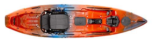 Wilderness Systems Radar 115 | Sit on Top Fishing Kayak | Premium Angler Kayak | 11' 6'