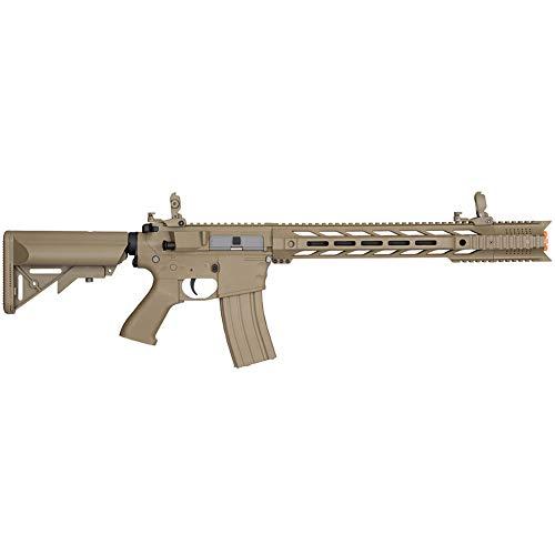 Lancer Tactical LT25T-G2 Gen 2 Interceptor SPR Carbine AEG Airsoft Rifle (Dark Earth) (LT-25T-G2)