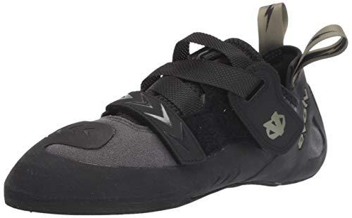 Evolv Kronos Climbing Shoe - Men's Black/Olive 9