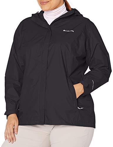 Columbia Women's Arcadia II Jacket, Black, Large