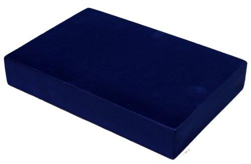 Yoga Direct Foam Blue Yoga Brick 2-Inch