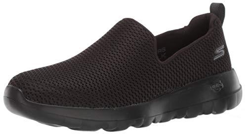 Skechers womens Go Joy Walking Shoe, Black, 9 US