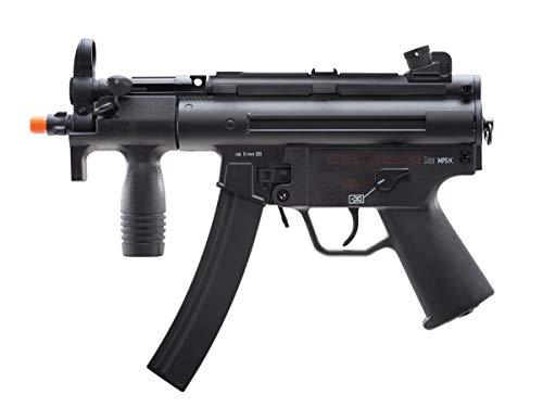 Elite Force HK Heckler & Koch MP5 AEG Automatic 6mm BB Rifle Airsoft Gun, MP5K