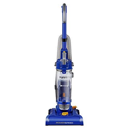 Eureka NEU182A PowerSpeed Bagless Upright Vacuum Cleaner, Lite, Blue