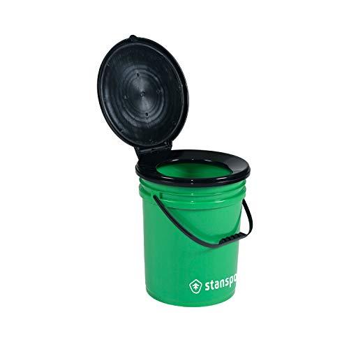 Stansport 271-555-STA 271-555 Portable Outdoor Toilet Set