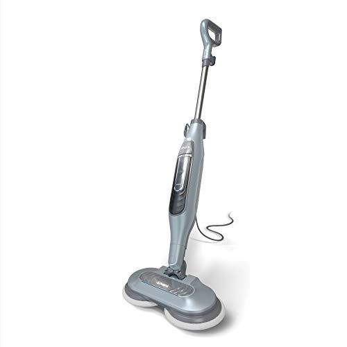 Shark S7000AMZ Steam & Scrub All-in-One Scrubbing and Sanitizing Hard Floor Steam Mop, Pure Water