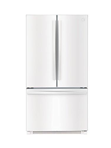 Kenmore 73022 04673022 26.1 cu. ft. Non-Dispense French Door Refrigerator, White