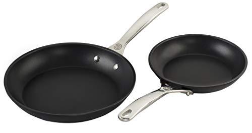 Le Creuset Toughened Nonstick PRO Cookware Set, 2 pc. (9.5' & 11' Fry Pan)