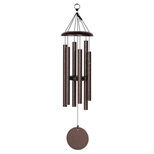 Corinthian Bells 30-inch Windchime, Copper Vein