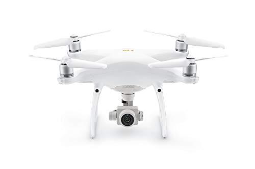 DJI Phantom 4 Pro V2.0 - Drone Quadcopter UAV with 20MP Camera 1' CMOS Sensor 4K H.265 Video 3-Axis Gimbal White
