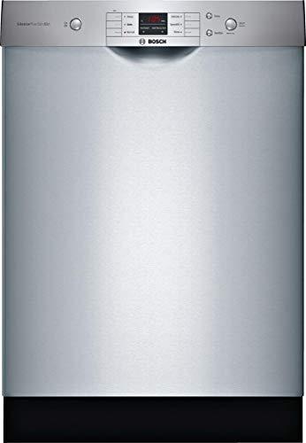 Bosch 24' 100 Series Stainless Steel Dishwasher