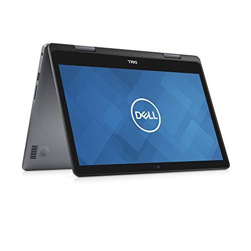 Dell Inspiron 14 2 In 1 Laptop 14' HD (1366 X 768) Touchscreen|8th Gen Intel Core i3-8145U Processor| 4GB RAM|128 SSD | Windows 10 | i5481-3595GRY