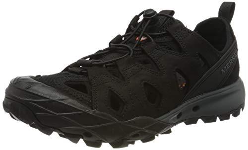 Merrell Men's CHOPROCK LTR Sieve Water Shoes, Black, 10.5