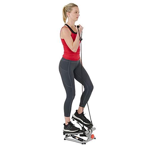 Sunny Health & Fitness Total Body Step Machine SF-S0978