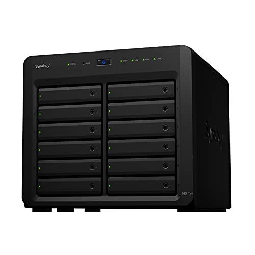 Synology 12 Bay NAS DiskStation DS3617xsII (Diskless)