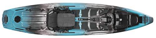 Wilderness Systems Atak 120 | Sit on Top Fishing Kayak | Premium Angler Kayak | 12' | Midnight