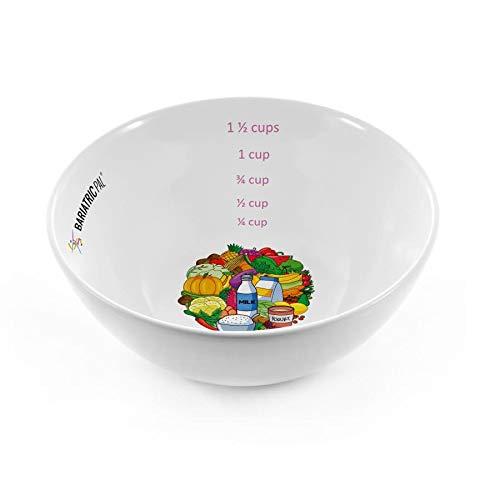 Bariatric Portion Control Bowl by BariatricPal