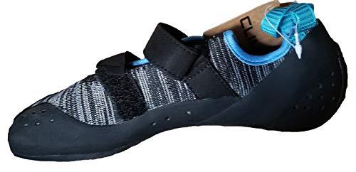 Climb X Gear Icon Rock Climbing Shoe Knit 2019 (11.5, Gray)