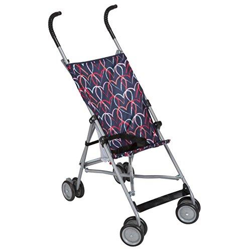 Cosco Umbrella Stroller, Chalk Hearts