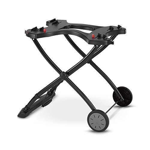 Weber 6557 Q Portable Cart, 28.2' x 21' x 25', Black
