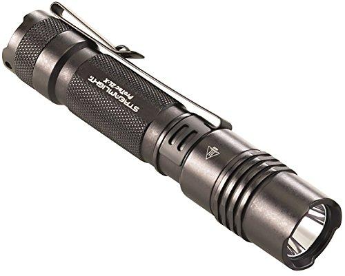 STREAMLIGHT 88062 ProTac 2L-X 500 lm Professional Tactical Flashlight, Black - 500 Lumens
