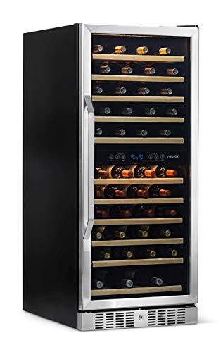 NewAir AWR-1160DB Wine Cooler, 116 Bottle