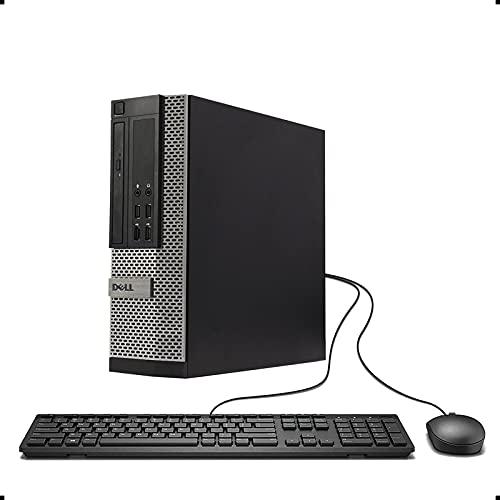 Dell Optiplex 9020 SFF High Performance Desktop Computer, Intel Core i7-4790 up to 4.0GHz, 16GB RAM, 960GB SSD, Windows 10 Pro, USB WiFi Adapter, (Renewed)