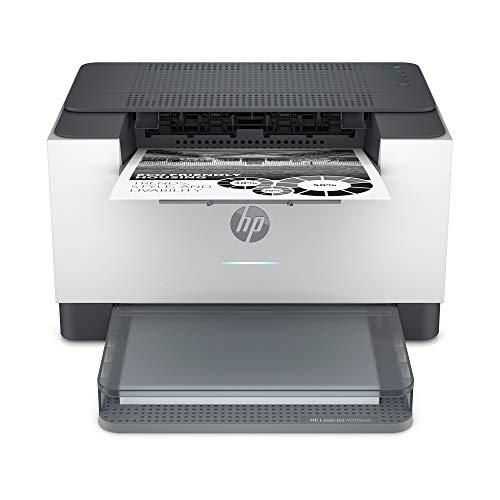 HP LaserJet M209dw Wireless Black & White Printer, with fast 2-sided printing (6GW62F)