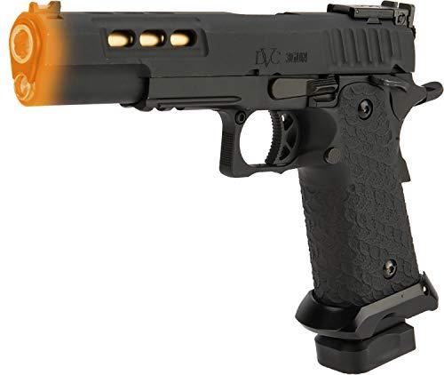 Evike EMG/STI International DVC 3-Gun 2011 Airsoft Pistol (Model: Standard/Green Gas)