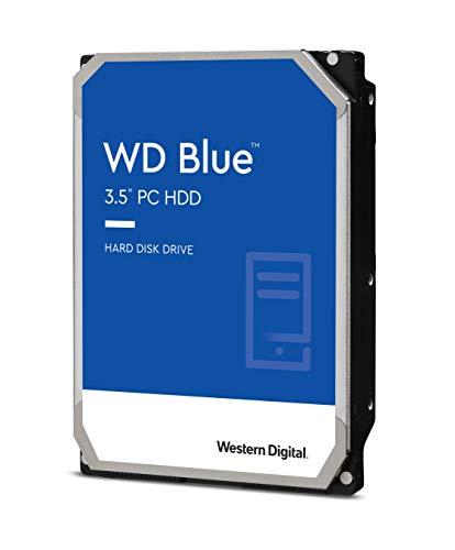 Western Digital 1TB WD Blue PC Hard Drive - 7200 RPM Class, SATA 6 Gb/s, , 64 MB Cache, 3.5' - WD10EZEX