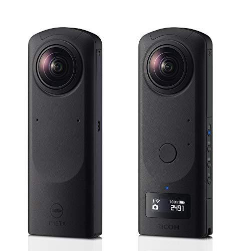 Ricoh Theta Z1 360 Degree Spherical Camera with Dual 1' Sensors USA Model