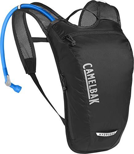 CamelBak Hydrobak Light Bike Hydration Pack 50oz, Black/Silver