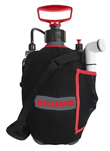 Reliance Products Flow Pro Pressurized Portable Showever, 2 Gallon