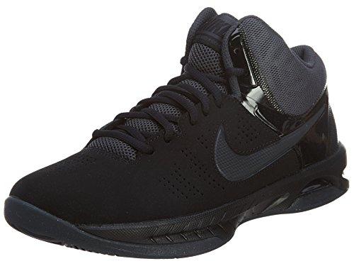 Nike Men's Air Visi Pro VI Basketball Shoes (12 D(M) US) Black/Anthracite
