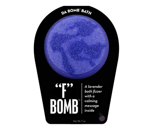 Da Bomb'F' Bath Bomb
