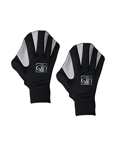 Body Glove Power Paddle Gloves (Medium, Black)