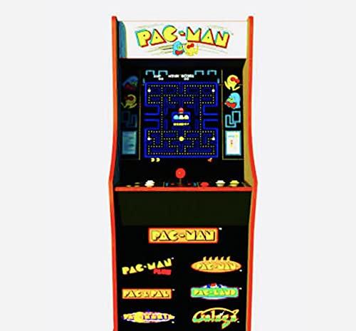 Pac-Man 40th Anniversary Arcade 1Up (4 Foot)