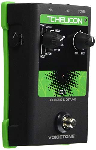 TC Helicon 996004005 VoiceTone D1 Vocal Effects Processor